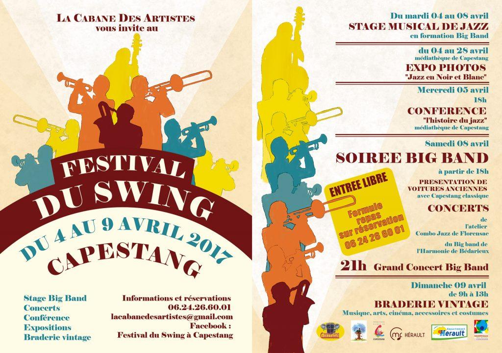 La Cabane des Artistes - Festival du Swing